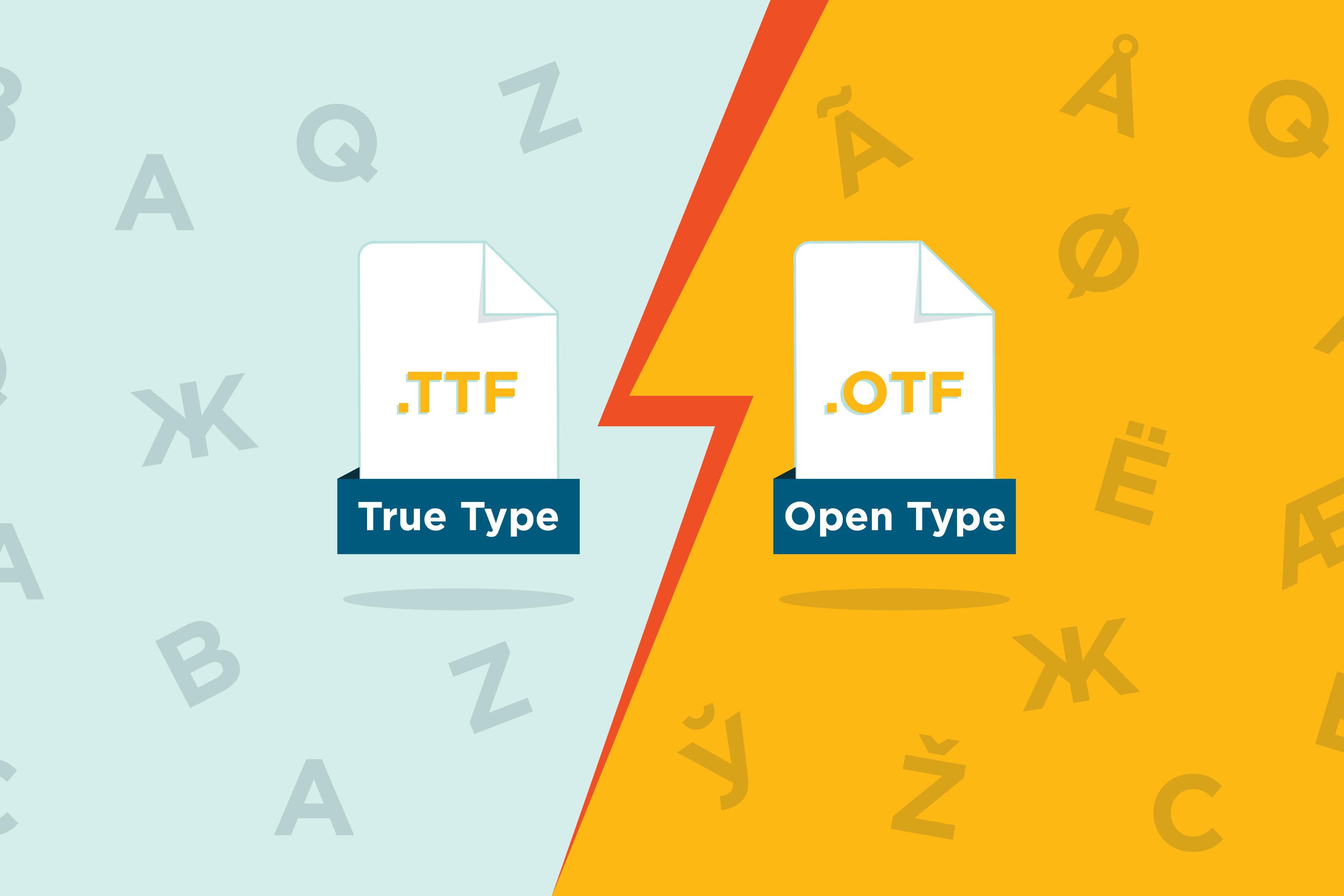 otfvsttf what is the difference header image
