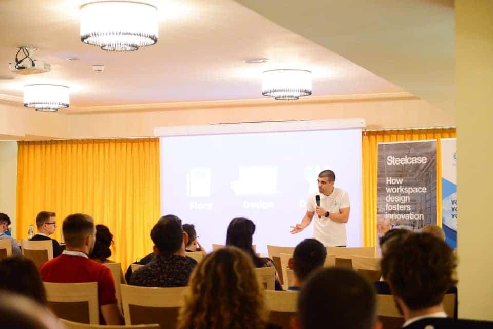 Public Speaking at ITCAMP 2019