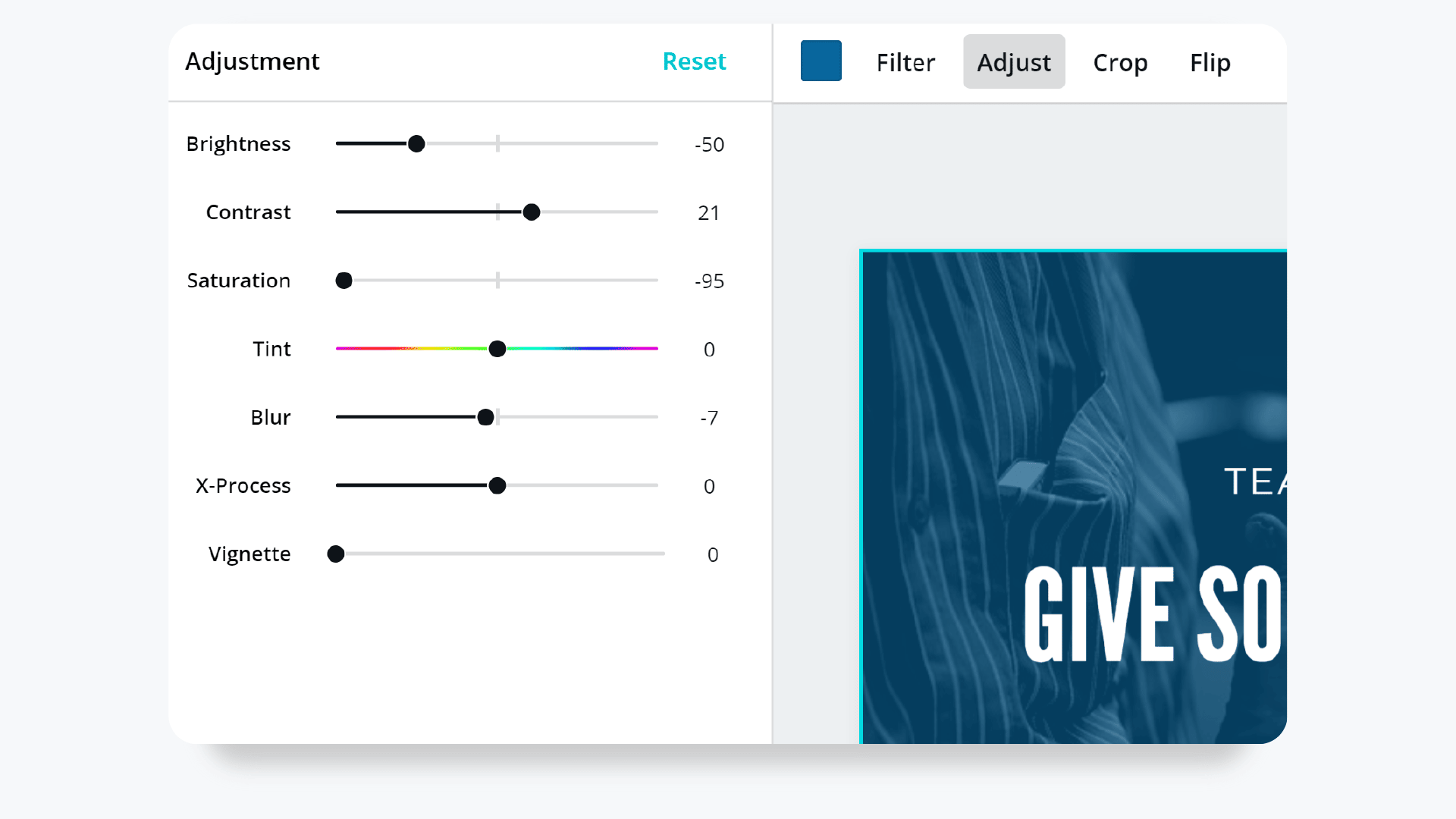 Presentation Design with Canva - Customize Images