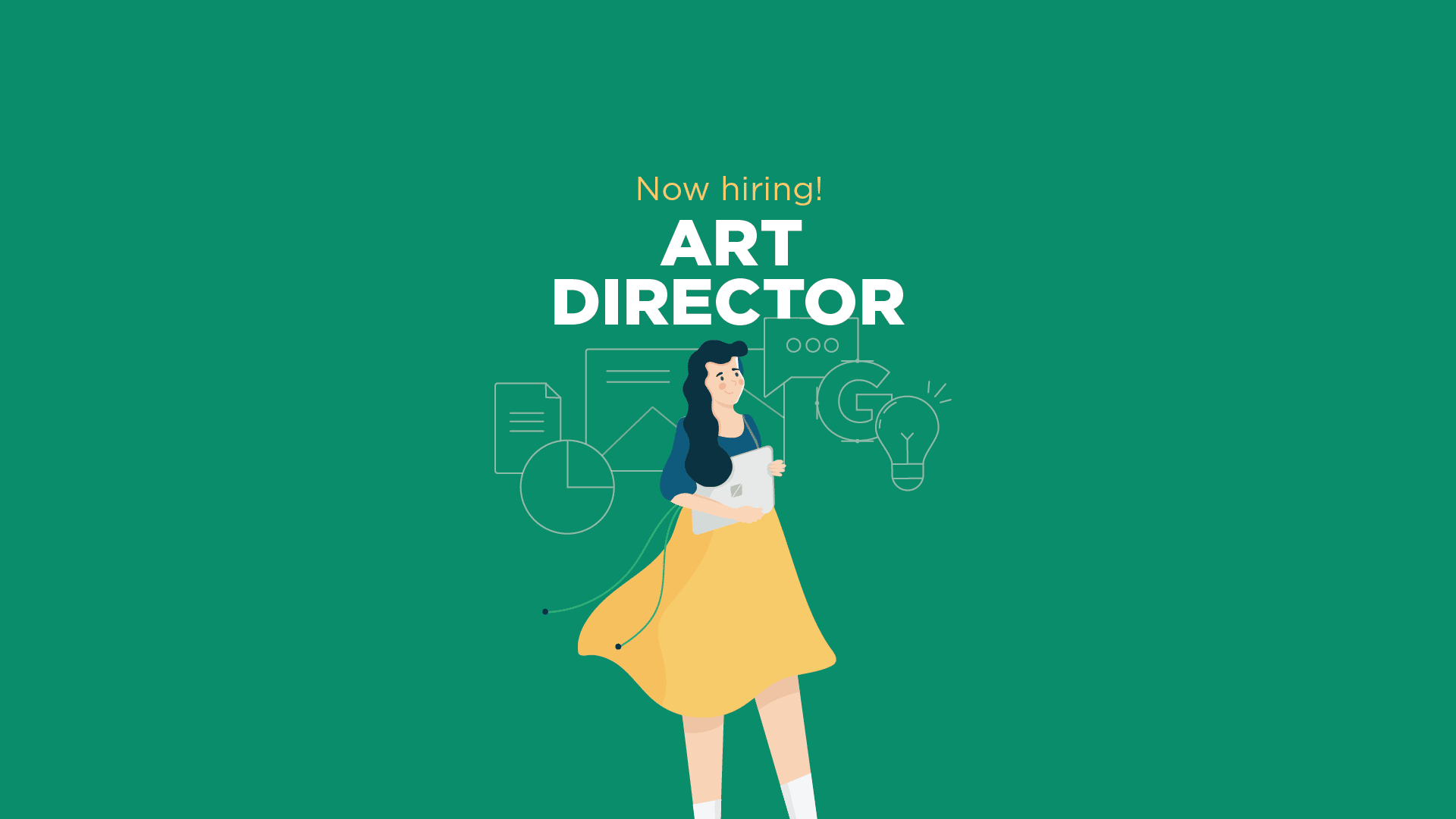 Art Director & Design Lead Wanted