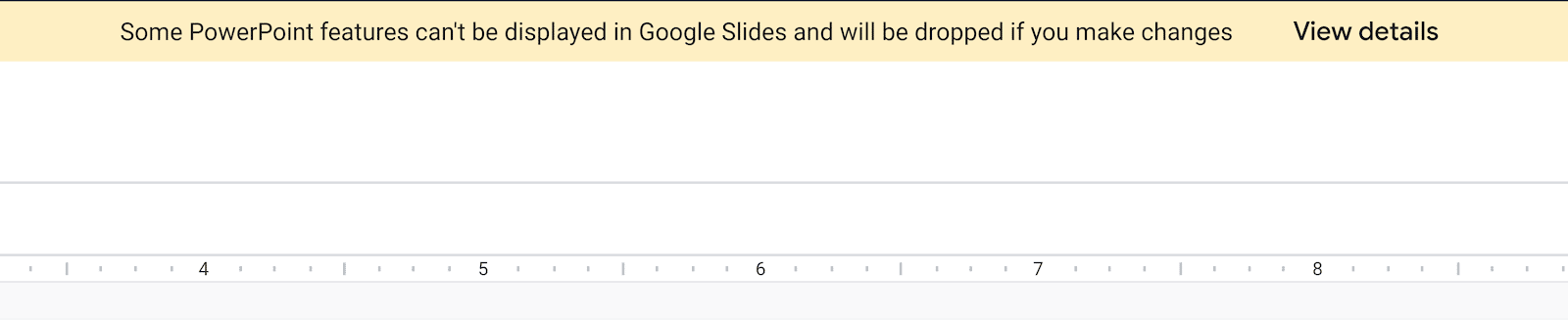 Google Slides Compatibility with PowerPoint