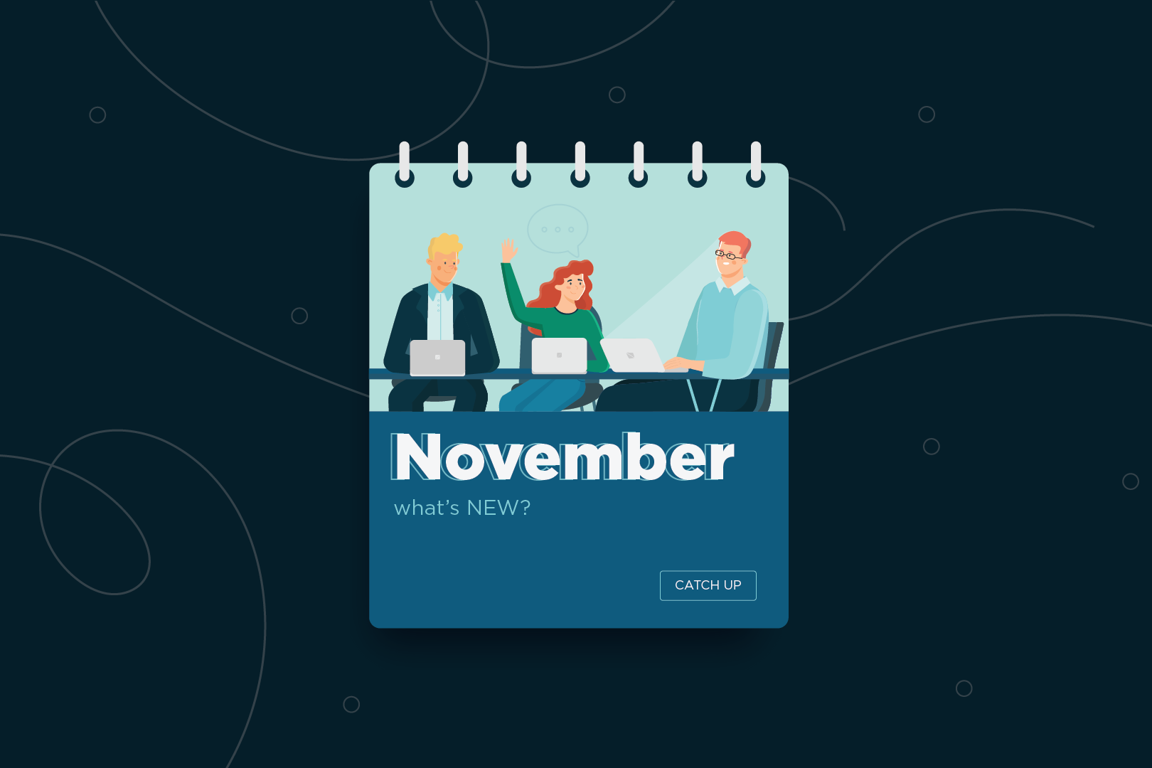 November Overview: Presentation Workshops, Blog Posts, and Webinars