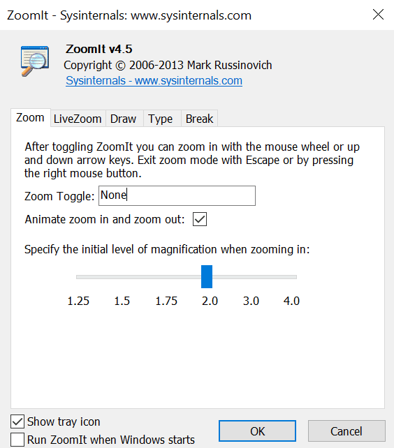 ZoomIT for Presentations