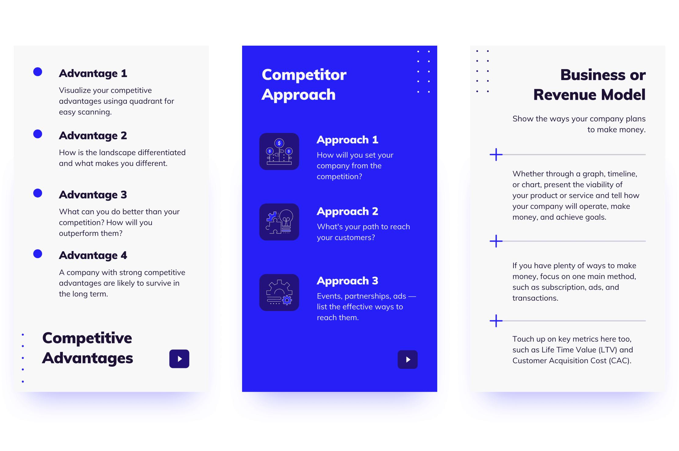 mobile-first presentation company advantages